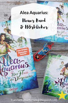 """Alea Aquarius: Neuer Band & Hörbücher zu """"Fluss des Vergessens"""" aus der berühmten Meermädchen Saga. Das Motto """"Möge stets guter Wellenschlag dich begleiten!"""" zieht sich ebenso wie die Hoffnung durch den 6. Band der Alea-Aquarius-Reihe von Tanya Stewner. Auf Küstenkidsunterwegs stelle ich Euch das neue Buch + Hörbuch näher vor! #aleaaquarius #band6 #neu #buch #hörbuch #tanyastewner #meermädchen #saga #fluss #wellenschlag #kinderbuch #cd #rezension #buchtipp #küstenkidsunterwegs"""
