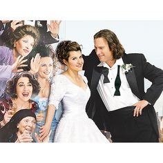 Top 10 Wedding Movies ❤ liked on Polyvore