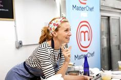 The first female MasterChef judge, and the chef behind Momofuku Milk Bar, Christina Tosi, shares baking tips for beginners. ** Be sure to check out this helpful article. Chef Christina, Milk Bar Christina Tosi, Beaux Desserts, Chef Shows, Momofuku Milk Bar, Lucky Peach, Chef Cookbook, Food Network Star, Bakery Menu
