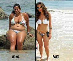 Con nutricion inteligente+ ejercicio
