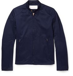 Private White V.C. - Rainrider Cotton-Twill Jacket | MR PORTER