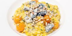 Nigel Mendham conjures up an enticing butternut squash recipe to try on a chilly winter's evening