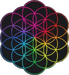 Coldplay Symbol - Multicolored