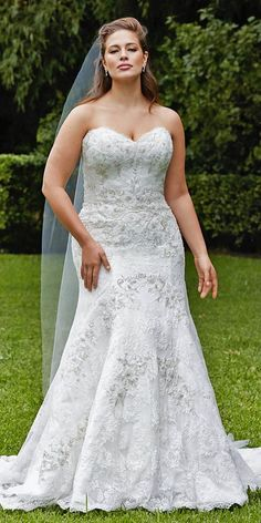 plus size wedding dresses 2
