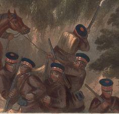 Xhosa, Zulu, First World, World War, Cape, Empire, Africa, Miniatures, History
