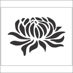Stencil #S088 Crown Stencil, Bear Stencil, Sunflower Stencil, Face Stencils, Shopping, Decor, Decoration, Decorating, Deco