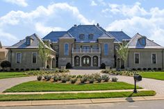 Dream home source chateau plans house plan with square feet and 5 bedrooms from code french . dream home House Plans Mansion, Luxury House Plans, Dream House Plans, My Dream Home, Dream Houses, Br House, European House, European Style, Décor Boho