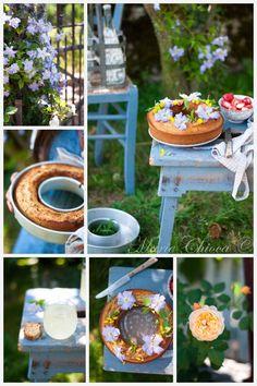 Gâteau au kéfir  ♥ Sans lait ♥ IG modéré ♥ Bird Feeders, The Cure, Food And Drink, Sweets, Healthy Recipes, Table Decorations, Cooking, Outdoor Decor, Desserts