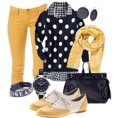 """""""Add Some Sunshine to Your Day"""" by stylesbyjoey on Polyvore"""