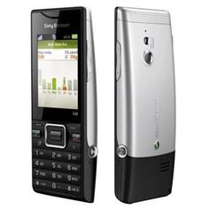 Sony Ericsson Elm - the last phone I owned before getting a smartphone