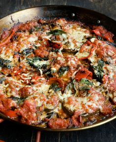 Sicilian Baked Eggplant – WILD GREENS & SARDINES