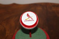 Cardinal's Logo Golfball by NCProductsLLC on Etsy