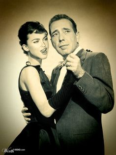 HUMPHREY and MEGAN: Impossible Celebrity Couples  - Worth1000 Contests