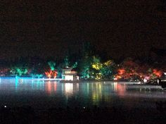Impressions of the West Lake - a show staged entirely upon the beautiful West Lake in Hangzhou, China