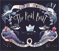 The Real Boat by Marina Aromshtam & Victoria Semykina