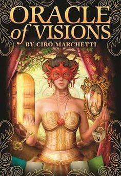 Oracle of Visions by Ciro Marchetti Deck & Book DORAVIS