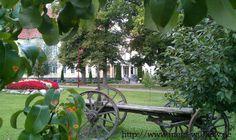 ländlicher Charme in Harmonie mit dem Schlossgarten