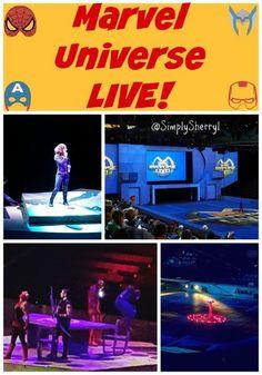 Marvel Universe Live  #MarvelUniverseLive #sp  | Simply Sherryl