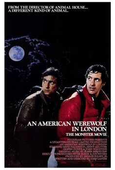An American Werewolf in London Fuck Yeah Movie Posters!
