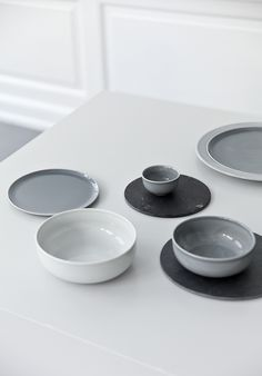 New Norm Dinnerware by Norm Architects.