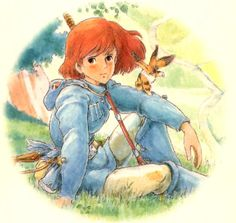 Miyazaki, Nausicaa della valle del vento