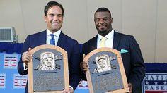 #MLB: Ken Griffey Jr. y Mike Piazza fueron exaltados al Salón de la Fama