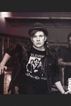Patrick Stump ~Fall Out Boy