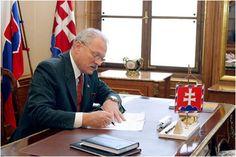 Il Presidente della Slovacchia ha lo stipendio più sontuoso della regione
