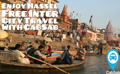Enjoy Hassel Free Inter City Travel With CabSab