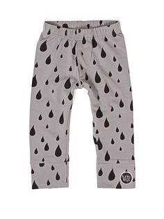 Funky Legs Rain Drop Leggings