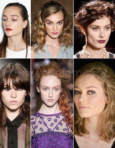 Acconciature 2014: hairstyle di tendenza per la primavera estate
