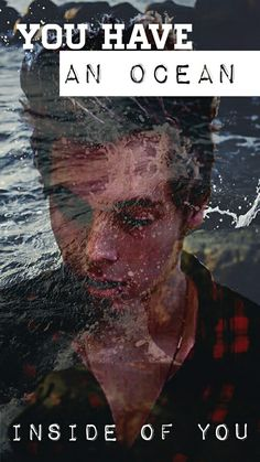 Luke Hemmings wallpaper // ocean