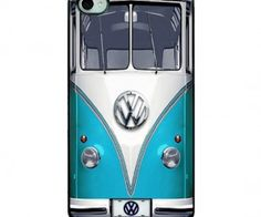 VW Bus iPhone Case - One of the best cases of classic meets modern! for $15.99