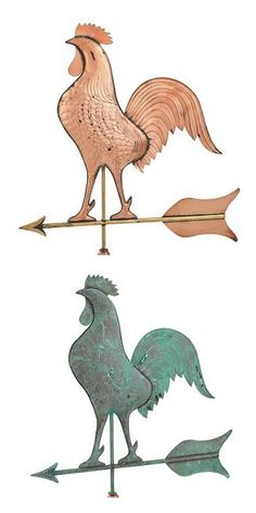 """26"""" Barn Rooster Weathervane"""