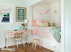 Cottage Bedroom Style: Find out how to keep your cottage bedroom a neat and cozy haven where you can relax in peace.