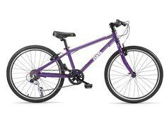 Lilla sykkel 24 tommer