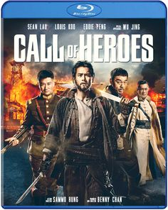 This week on stunning Bluray from director Benny Chan and Well Go USA Entertainment are men who answer the CALL OF HEROES. http://moviemaven.homestead.com/contact.html