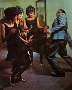 The Shirelles and King Curtis