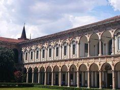Buongiorno #Milano Fortunati coloro che studiano qui... Che programmi avete per  questa domenica? Milano da Vedere