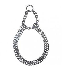 Collier semiétrangleur double chaine Education Coneck T L   4252cm Pour  chien 14,80 4ad3abc7e366