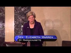 ▶ Sen. Warren Calls on House to Strike Repeal of Dodd-Frank Provision in Funding Bill - YouTube