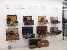#PaulSmith #Flagship #Store #Wall #Display #Suitcases #Soho #NewYork #mafash14 #bocconi #sdabocconi #mooc #w5