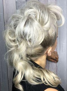 Color Melting Hair, Dreadlocks, Colour, Hair Styles, Beauty, Beleza, Dreads, Color, Hair Looks