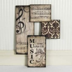 1000 Ideas About Music Wall Decor On Pinterest Music Rooms Music Decor And Music Wall Art