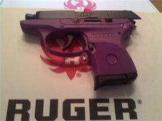 Ruger LCP 380 Purple I love shooting mine Lcp 380, Best Concealed Carry, Conceal Carry, Ruger Lcp, Hunting Guns, Cool Guns, Guns And Ammo, Firearms, Hand Guns