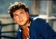 Awwww.....Patrick Swayze :-)....my all-time favorite actor and childhood crush. It absolutely broke my heart when he passed away....
