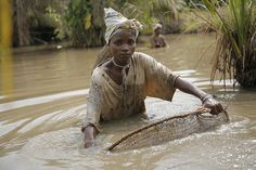 Fishing in Gbolokai, Liberia. What Is Geography, People Around The World, Around The Worlds, Human Dimension, Culture Shock, Liberia, Working People, We Are The World, Working Class