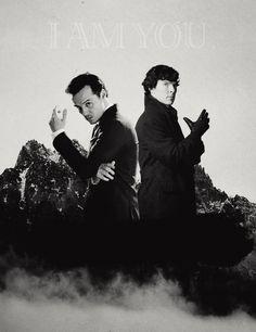 I am you Sherlock via We♥It