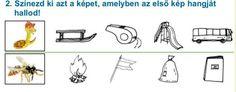 FELADATOK A HANGOKRA BONTÁS GYAKORLÁSÁHOZ - webtanitoneni.lapunk.hu Education, Logo, School, Logos, Onderwijs, Learning, Environmental Print