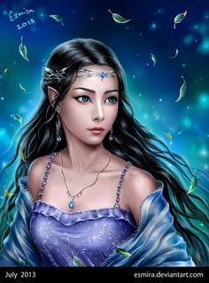 Arwen by ~Esmira on deviantART